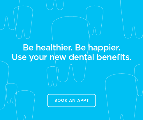 Be Heathier, Be Happier. Use your new dental benefits. - Marketplace Smiles Dentistry and Orthodontics
